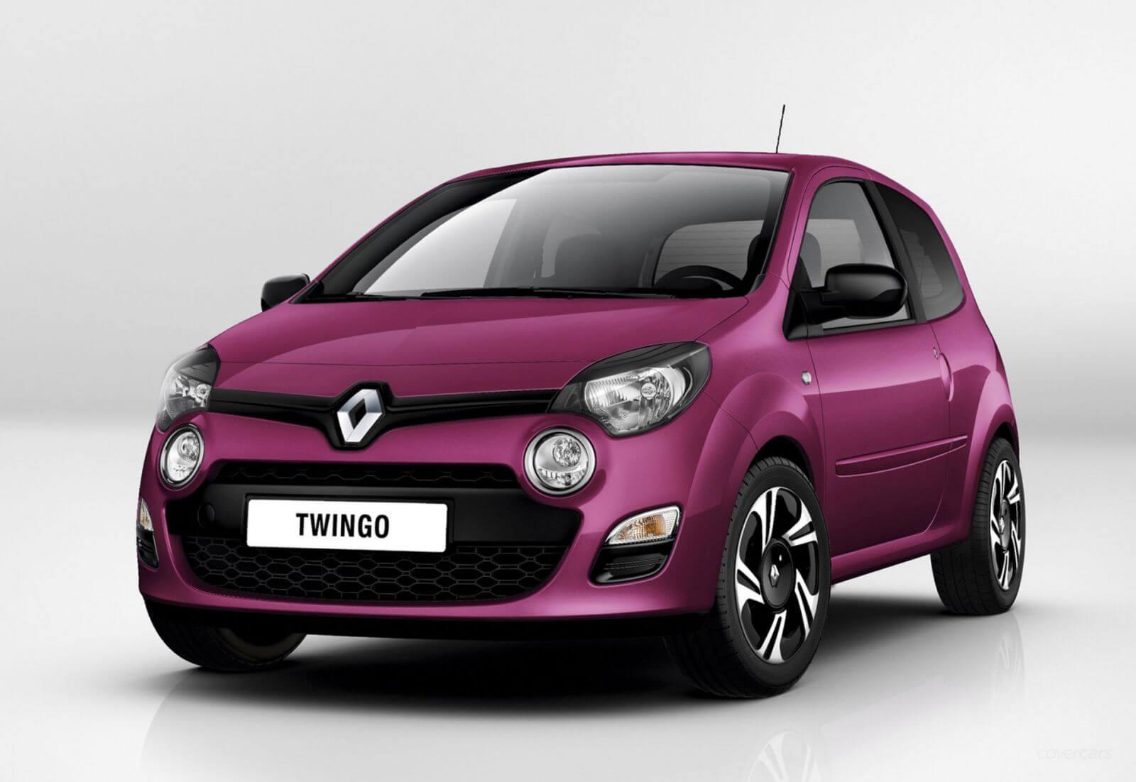 Глушители на Renault Twingo