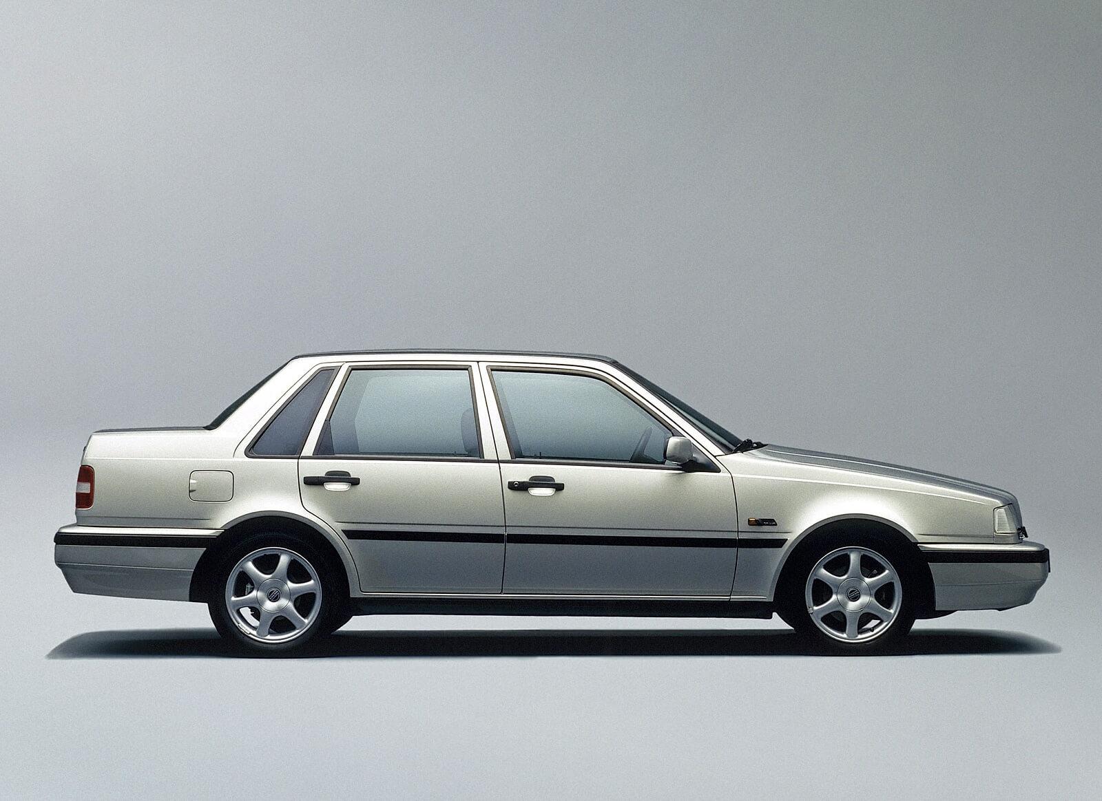 Глушители на Volvo 460